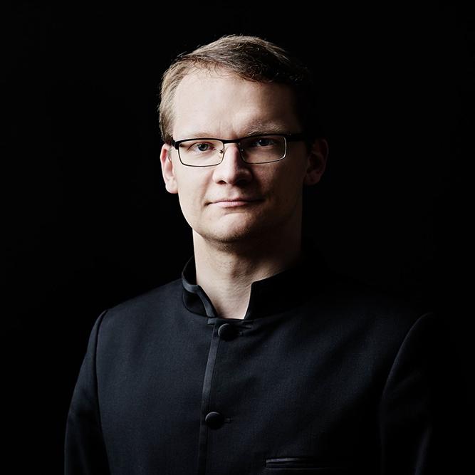 Kaspar Mänd. Chief conductor